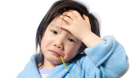 Las 5 enfermedades infantiles más habituales en invierno