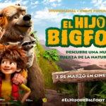 El Hijo de Bigfoot, la nueva película de aventuras familiar
