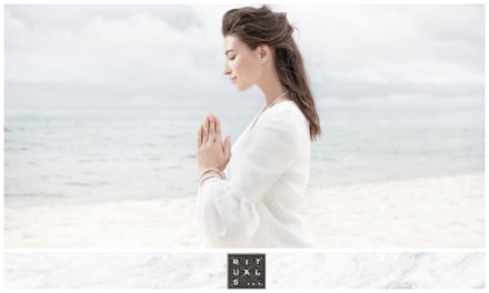 The Ritual of Namasté una línea de cuidado facial que respeta la naturaleza y respeta la piel con ingredientes naturales