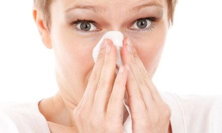 Cosmética para sobrevivir a la alergia