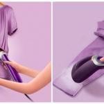 Vaporizador de prendas manual Philips Steam&Go, para un planchado fácil estés donde estés