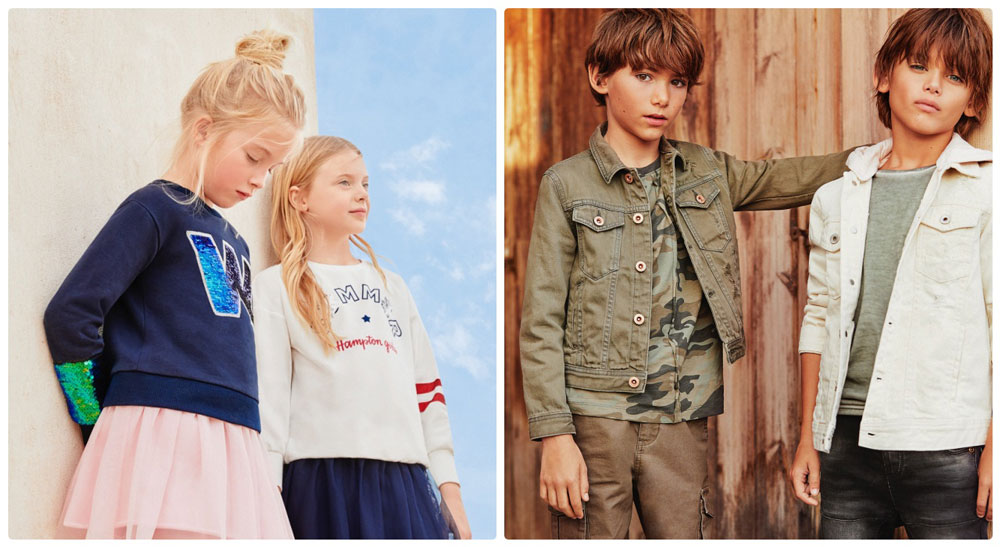 LEFTIES KIDS COLLECTION SPRING'18 GET INTO THE GROOVE & ADVENTURE TERRITORY