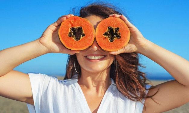 Dieta enfocada a la fotoprotección de la piel ¿Que alimentos la protegen del sol?