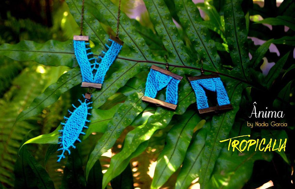 Ánima, la nueva colección de Nadia García para Tropicalia