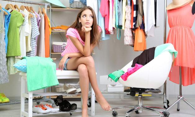 Cómo organizar el cambio de armario en diez pasos