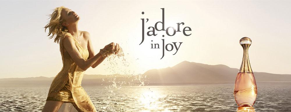 J'adore In Joy, el nuevo perfume de Dior huele a alegría