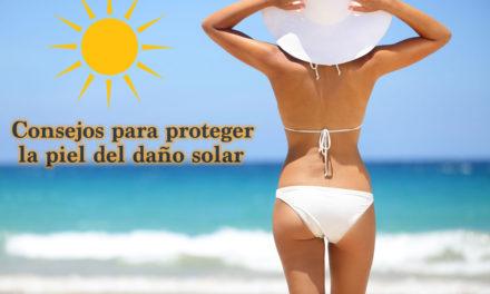 Qué hacer para proteger la piel y minimizar el riesgo de daño solar