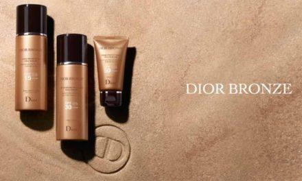 Dior Bronze, la mejor protección solar y el broceado más duradero