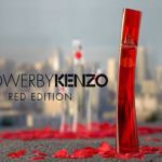 Flower by Kenzo Red Edition, un perfume adictivo