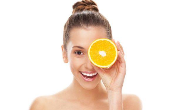 Vitamina C, este otoño imprescindible para la piel