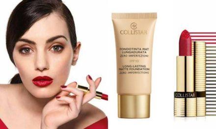 Mis imprescindibles para un maquillaje perfecto son de Collistar
