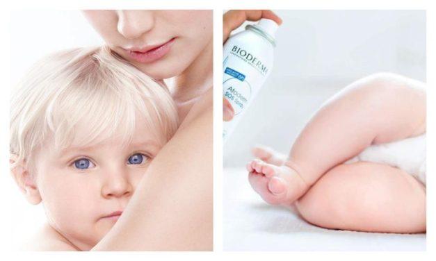 Dermatitis atópica en los niños y todo lo que Bioderma puede hacer para tratarla