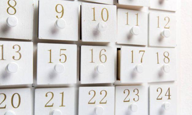 Calendarios de adviento de belleza, aquí están los mejores