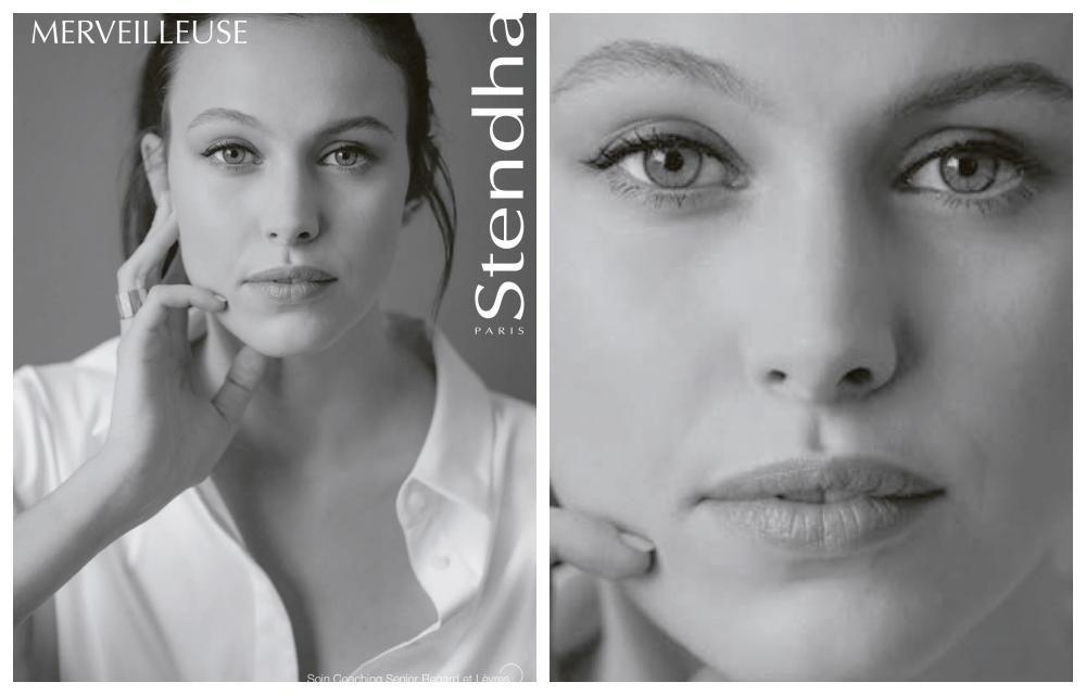 Contorno de ojos y labios más firme y liso con Soin Coaching Senior Regard et Lévers de Stendhal