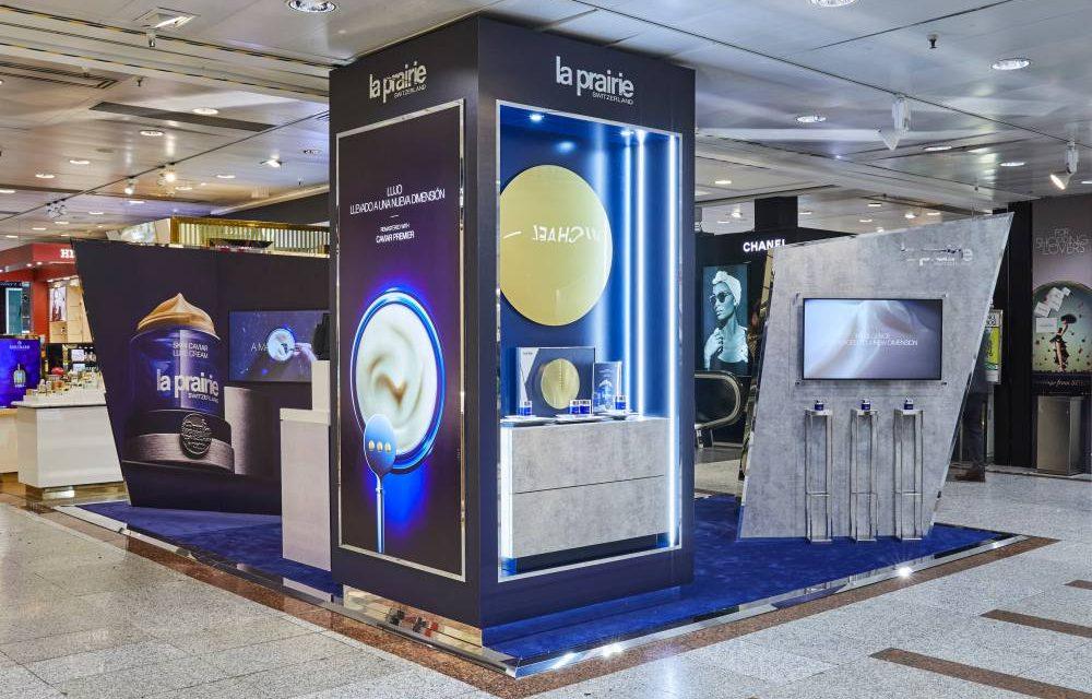 Exposición de la Prairie en El Corte Inglés: ve a descubrir la ciencia y el diseño del caviar