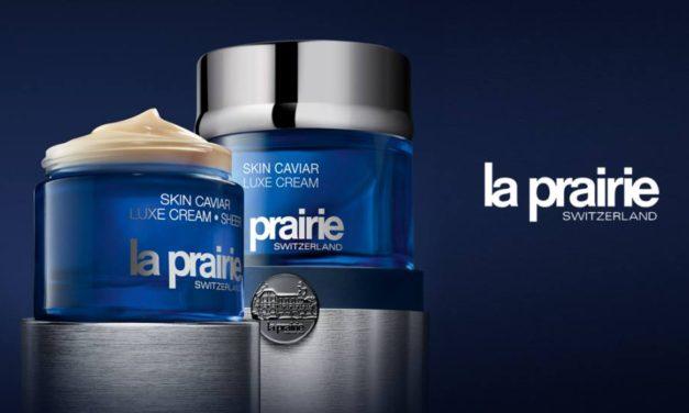 La mejor crema reafirmante y tensora, Skin Caviar Luxe Cream de La Prairie