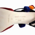 El zapato más español de Manolo Blahnik, en una limitadísima edición disponible únicamente en España