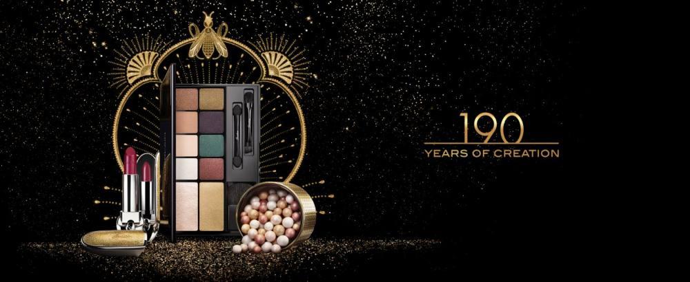 Electric Look Makeup de Guerlain para las fiestas, la mejor manera de celebrar su 190 aniversario