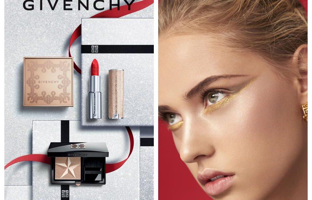 Mystic Glow es la colección de maquillaje de Givenchy para brillar esta Navidad