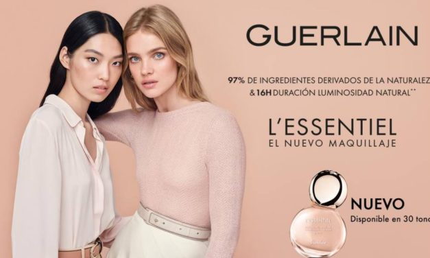 Base de Maquillaje L'Essentiel de Guerlain, la Luminosidad Natural