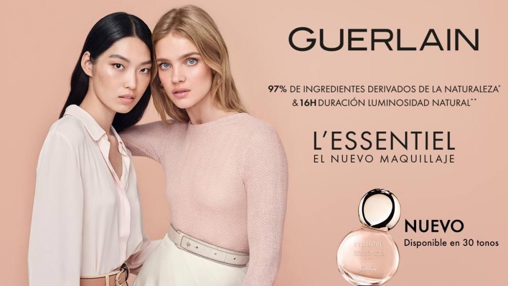 Base de Maquillaje L'Essentiel de Guerlain, la Luminosidad Natural