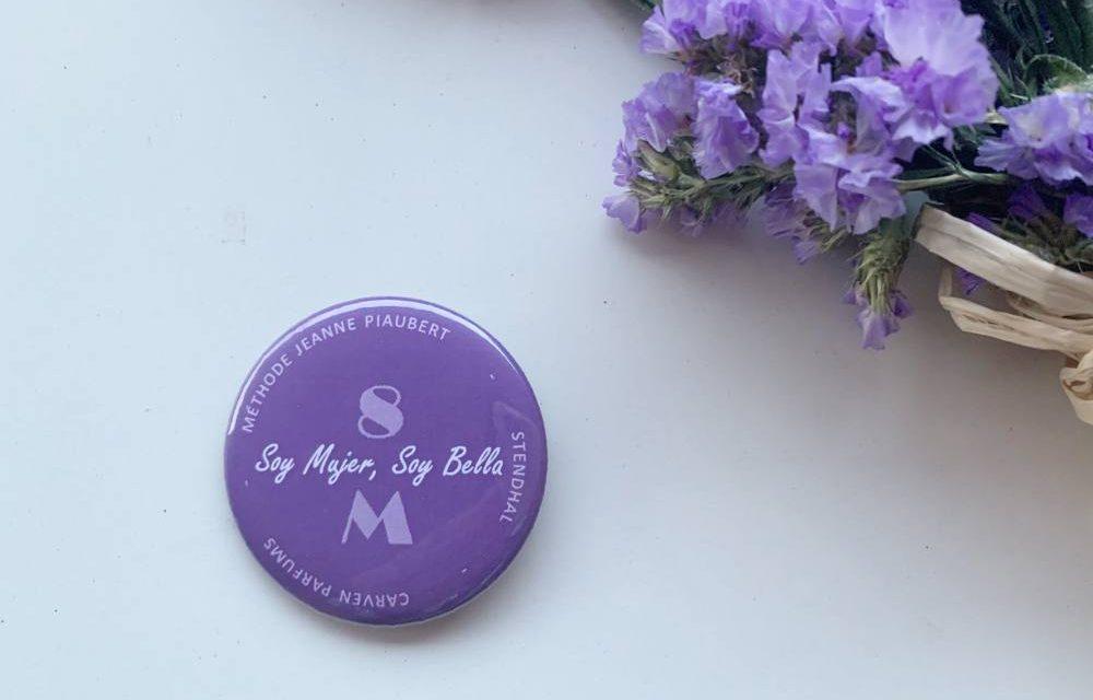 """""""Soy Mujer, Soy Bella"""" Méthode Jeanne Piaubert, Stendhal y Carven celebran el Día Internacional de la Mujer con una acción muy beauty en El Corte Inglés"""