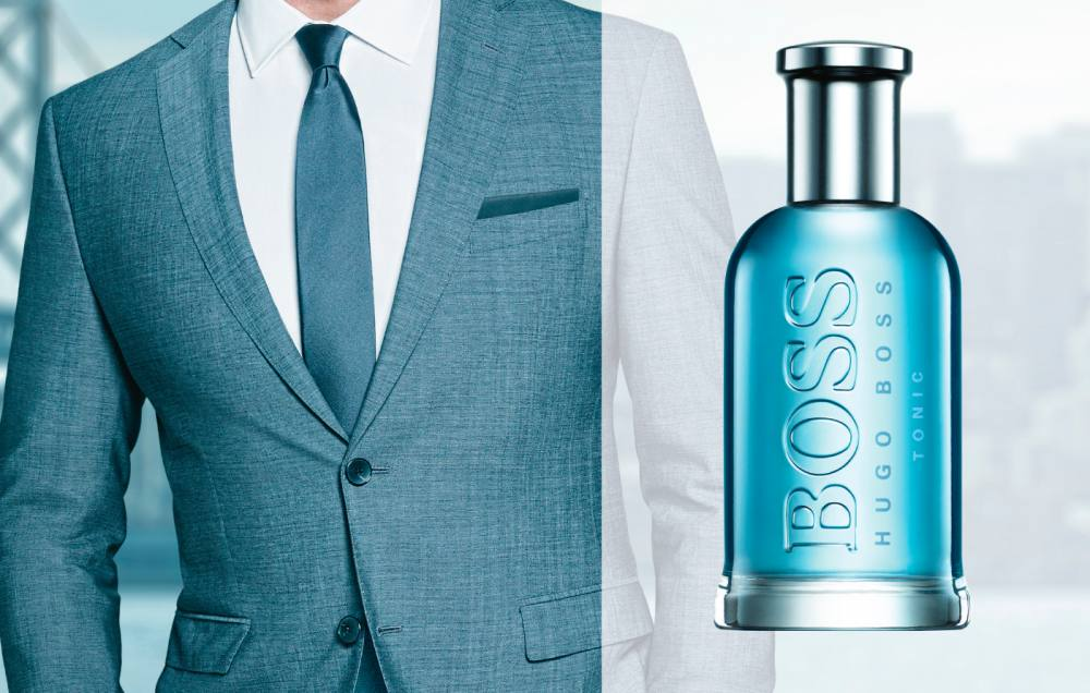 Perfume para regalar a papá, Boss Bottled Tonic