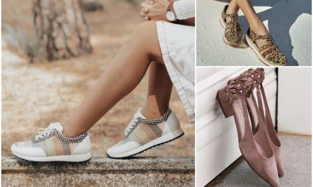 Tendencias 2019 en zapatos, mezclan lo retro con propuestas innovadoras