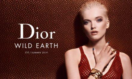 Maquillaje para el verano de Dior «WILD EARTH»