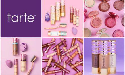 Tarte, la marca de maquillaje preferida de las celebrities, por fin en España