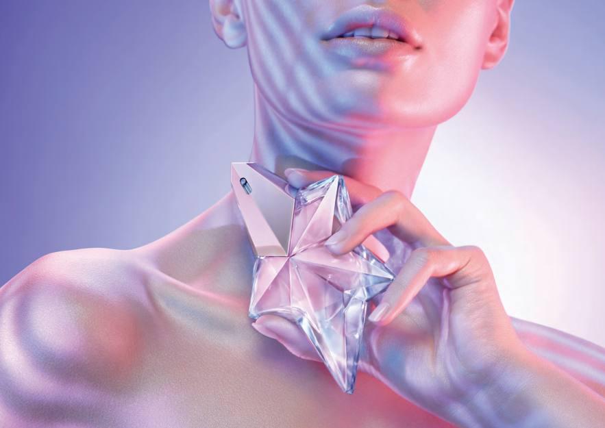 Angel Eau de Toilette, un nuevo perfume, una nueva estrella