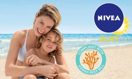 NIVEA SUN colabora con la Fundación Mar para recordar la necesidad de proteger nuestra piel y nuestro fondo marino