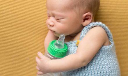 Leche de formulación para mi bebé: si o no
