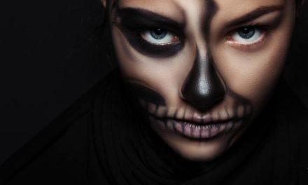 Maquillaje para Halloween, que debes hacer antes y después
