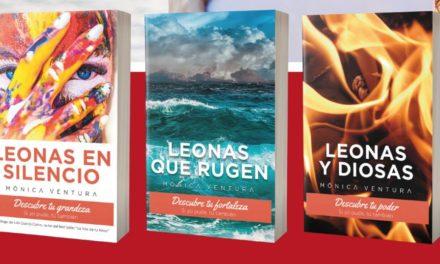 Mónica Ventura, la escritora que ayuda a empoderar a la mujer