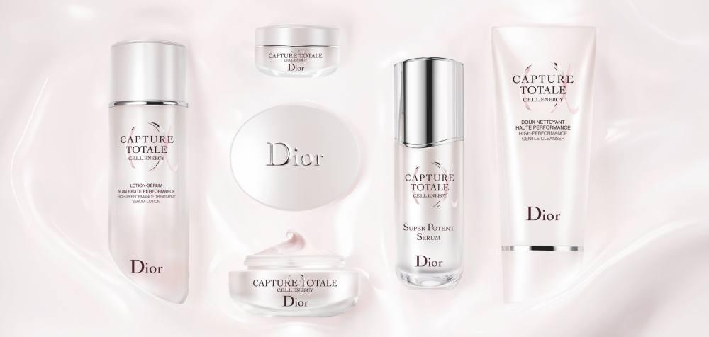 Contra el envejecimiento Dior Capture Totale C.E.L.L. Energy