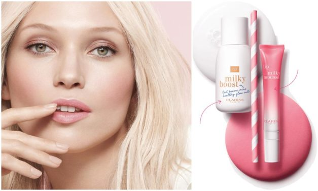 Maquillaje primavera de Clarins, Milk Shake