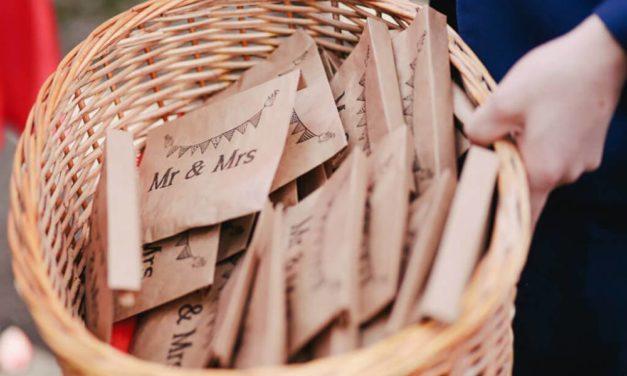 Ideas de regalos originales para los invitados de tu boda
