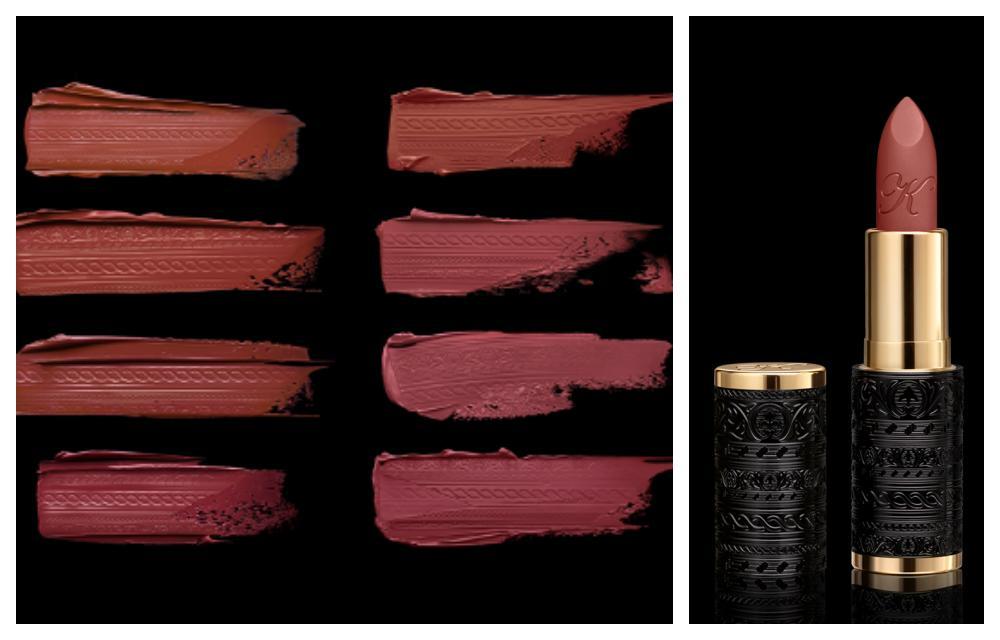Labiales perfumados con pigmentos