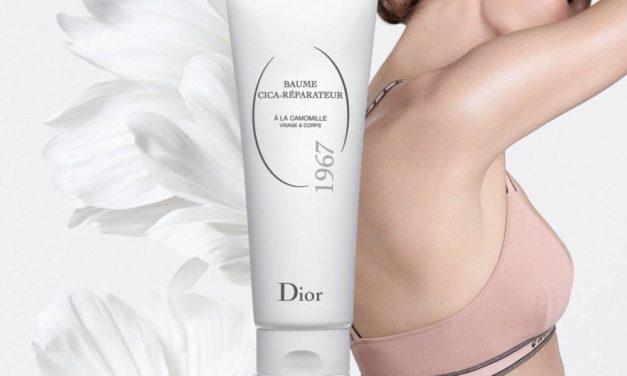 Ritual para calmar, revitalizar y embellecer la piel con Dior