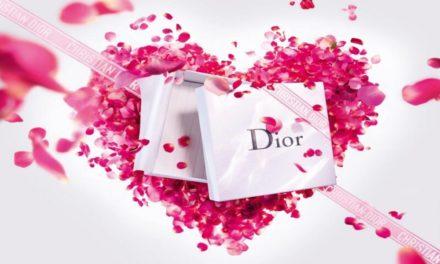 Regalos para San Valentin de Dior