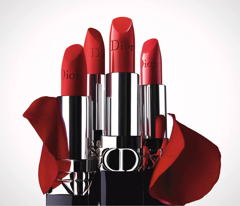 Couture para Rouge Dior