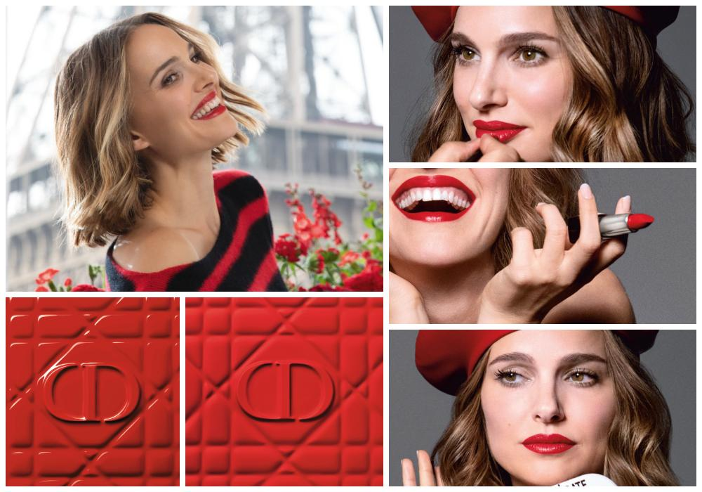 barra de labios de Dior