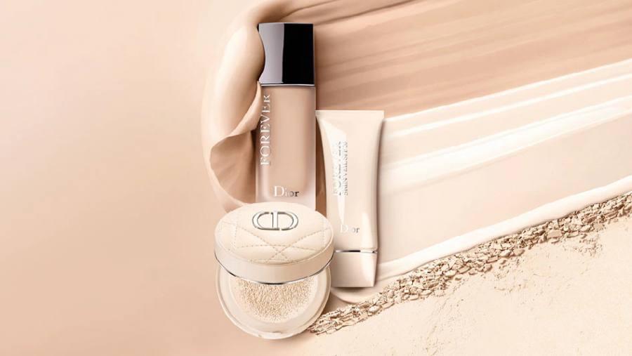Nuevos productos de maquillaje de la gama Forever de Dior