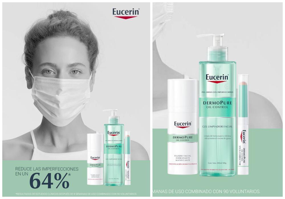 mascarillas y cuidado de la piel