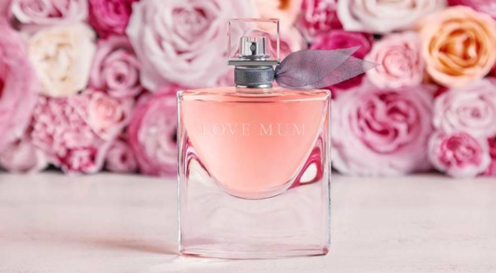 Felicidad en un perfume