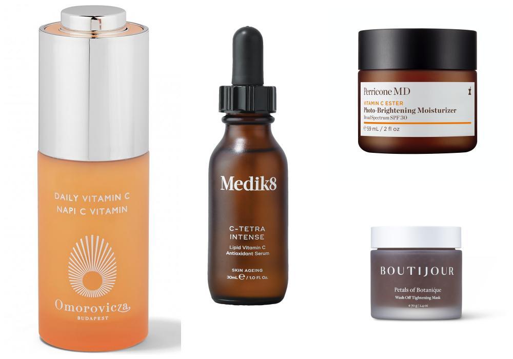 Productos con Vitamina C