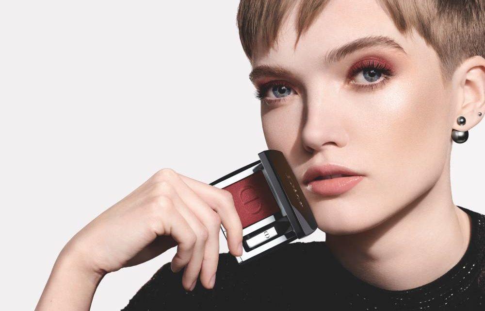 Los ojos los protagonistas del maquillaje Diorshow