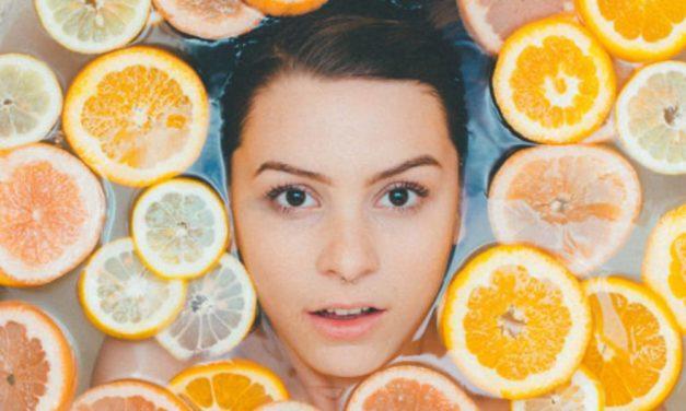 Vitamina C+E, el mejor escudo contra el envejecimiento prematuro