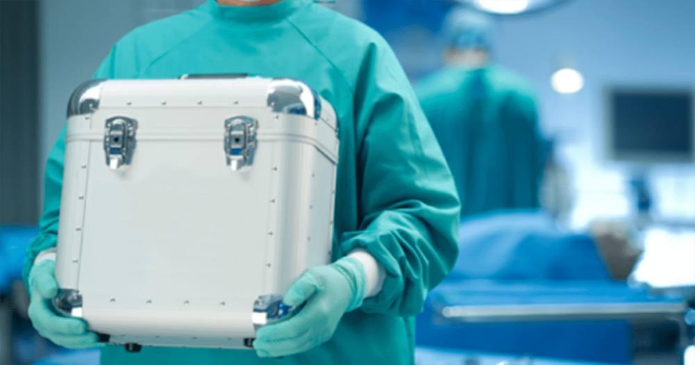 Donante de Órganos y Tejidos